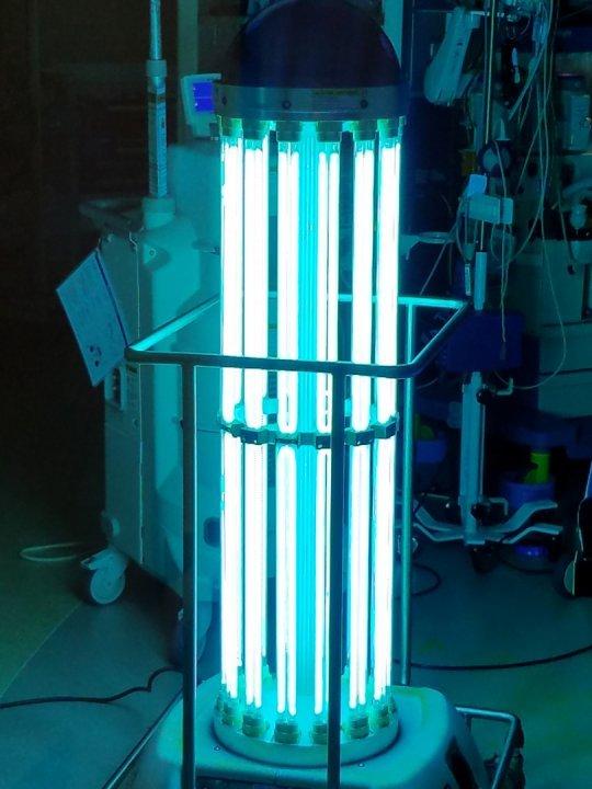 Lampi UV